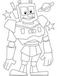 Small Picture Robot coloring pages Beep Beep robot coloring pages isrs2011