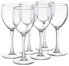 Luminarc Набор <b>бокалов для вина</b> Signature <b>350</b> мл 6 шт J0012 ...