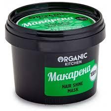 <b>Маска</b>-<b>блеск для волос</b> Макарена Organic Kitchen (Органик Шоп ...