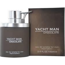 Shop <b>Myrurgia Yacht Man Chocolate</b> Men's 3.4-ounce Eau de ...