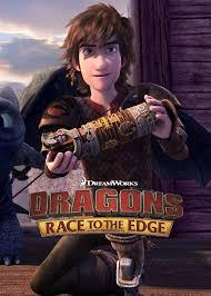 Znalezione obrazy dla zapytania dreamworks dragons race to the edge