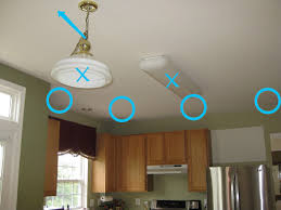 Fluorescent Kitchen Ceiling Light Fixtures Kitchen Light Fixture Ideas Entrancing Unique Track Lighting Idea