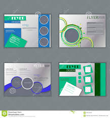 vector flyer template for design stock vector image 58040178 vector set of horizontal flyers template royalty stock images