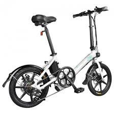 <b>FIIDO D3S Folding</b> Electric <b>Moped Bike</b> with 2 years EU warranty ...