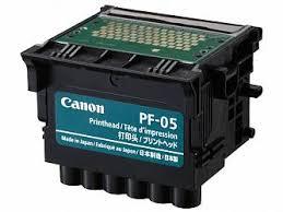 <b>Печатающая головка Canon Printhead</b> PF-05 (3872B001) купить ...