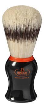 Купить <b>помазок для бритья щетина</b> кабана 10,6см 11574 Omega ...