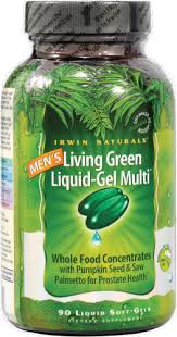 Irwin Naturals Men's Living Green Multi, 90 CT - Kroger