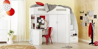 bunk bed computer desk combo bed desk dresser combo home