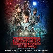 Очень странные дела (<b>саундтрек</b>) - <b>Stranger Things</b> (soundtrack ...