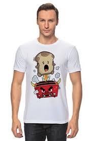 Толстовки, кружки, чехлы, футболки с принтом <b>хлеб</b>, а также ...