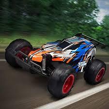 JEYPOD Remote Control Car, 2.4 GHZ High Speed <b>Racing Car</b>