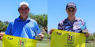 Lloyd, Todd win Arizona State Junior titles