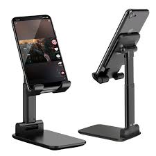 <b>Adjustable Cell Phone Stand</b>, Foldable Portable Phone Holder ...