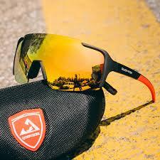 <b>QUISVIKER</b> 2019 <b>NEW 3</b> Lenses Set Sport Cycling Glasses Men ...
