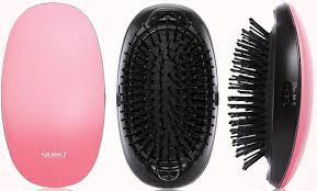 <b>Расческа</b> - массажер <b>Xiaomi YueLi</b> Portable Anion Hair Brush ...
