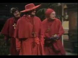 The Spanish Inquisition - YouTube