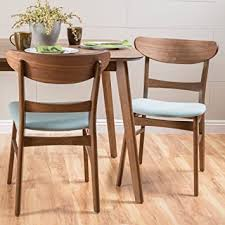 Christopher Knight Home Idalia Dining Chairs, 2-Pcs ... - Amazon.com