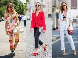 Правила сочетания: 9 видов модных брюк и 200 примеров обуви ...