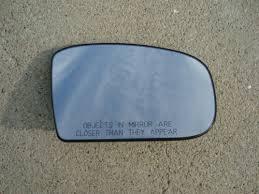 <b>Lexus LS</b> OEM Mirror glass LH Dimming & Heating 06-12 year