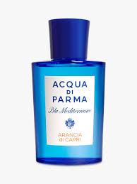 <b>Acqua di Parma Blu</b> Mediterraneo Arancia di Capri Eau de Toilette ...