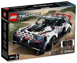 Электромеханический конструктор <b>LEGO Technic 42109</b> ...