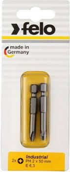 <b>Набор бит Felo PH</b> 2X50, серия Industrial 03202536 купить в ...