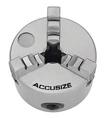 Accusize Industrial Tools 3''/80 mm 3-Jaw Chuck ... - Amazon.com
