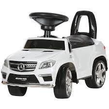Купить машинку-<b>каталку Hollicy Mercedes-Benz</b> GL63 AMG ( муз ...