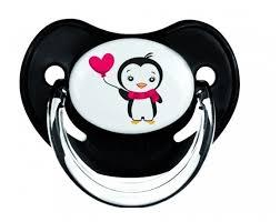 <b>Пустышка</b> силиконовая ортодонтическая <b>Canpol</b> Babies Penguin ...