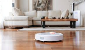 XiaoMi <b>Mi Robot</b> Smarthome <b>Vacuum</b> Cleaner With 3D Path Mapping