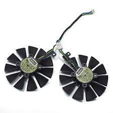 New <b>88MM T129215SU</b> DC <b>12V</b> 0.50A Cooler Fan For ASUS Strix ...