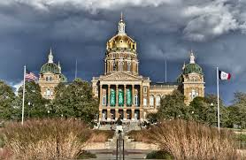 Image result for iowa capitol building