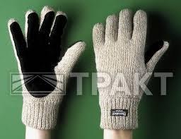 Перчатки <b>зимние</b> ИНЕЙ® со спилковыми накладками ...
