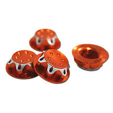 <b>4pc</b> 17mm Aluminium HEX Nut Wheel Hub Cover Antidust Cover ...