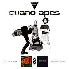 GUANO APES | <b>Original vinyl</b> classics: Don't give me names / Wal ...