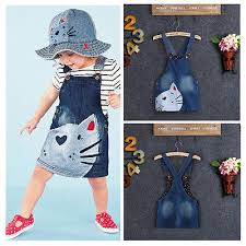 New Fashion <b>Kids</b> Cute Cat <b>Toddler</b> Baby Cotton <b>Sleeveless Full</b> ...