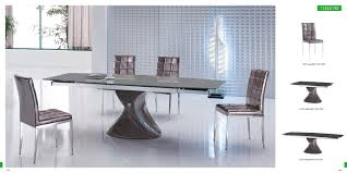 Contemporary Black Dining Room Sets Contemporary Dining Tables Amp Dining Room Sets Gallery Dining