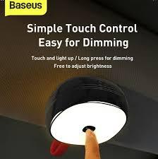 <b>Baseus</b> Solar USB Dual Charging <b>Car Reading Light</b> 16-hour ...