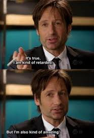 Hank Moody on Pinterest | True Blood, David Duchovny and Fight Club via Relatably.com