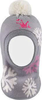 Шапка для <b>девочки Reike</b>, цвет: серый. RKN1920-2 SPS grey ...