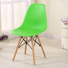 HBOY Chair Solid Wood Legs <b>Modern Minimalist Nordic Design</b> ...