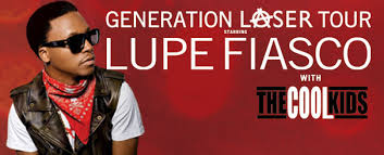 <b>Lupe Fiasco</b> and Tinie Tempah at the NIU Convocation Center