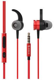 Купить <b>Наушники ORICO SOUNDPLUS</b>-RS1-RD красный по ...