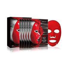<b>double dare OMG</b>! Red Snail Mask Set | YesStyle