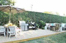 patio steps pea size x: pea gravel patio after pea gravel patio after x pea gravel patio after