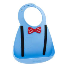 <b>Нагрудник MAKE MY</b> DAY Baby Bib Scholar Blue, BB101 — купить ...