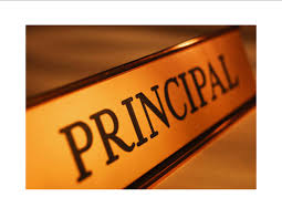 write a short essay on your school principal