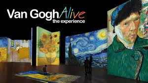 Buy tickets for <b>Van Gogh</b> Alive at TSB Arena on 12/01/2021 at ...