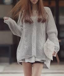 Resultado de imagen de vestido jersey tumblr