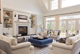 gorgeous living room gorgeous modern living room design with cream loveseat and blue table